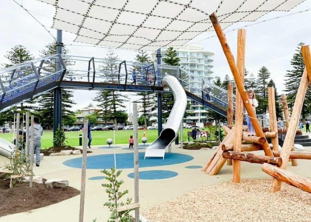 Wigley Reserve Playspace & Fitness Hub